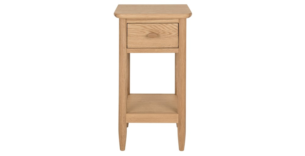 Teramo Compact Bedside Table